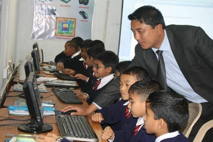 Army Public School-IT Lab