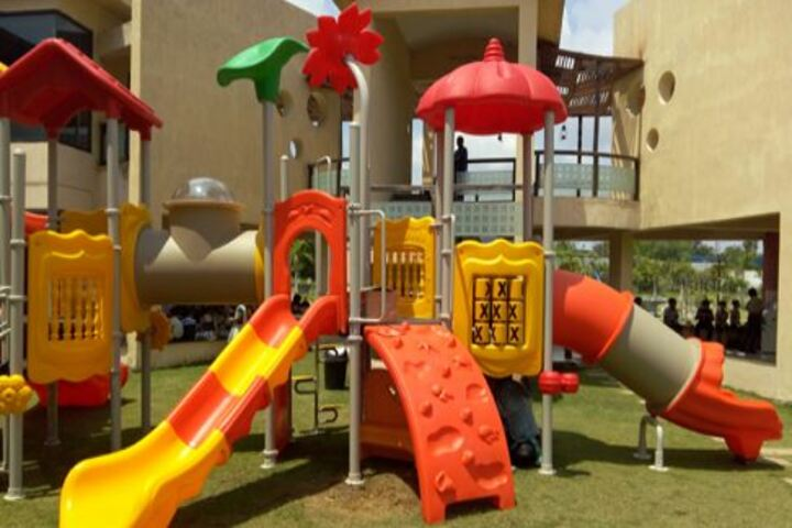 Alok International School-Play Area