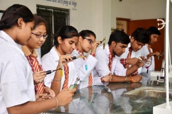 Asansol North Point School- Chemistry Lab