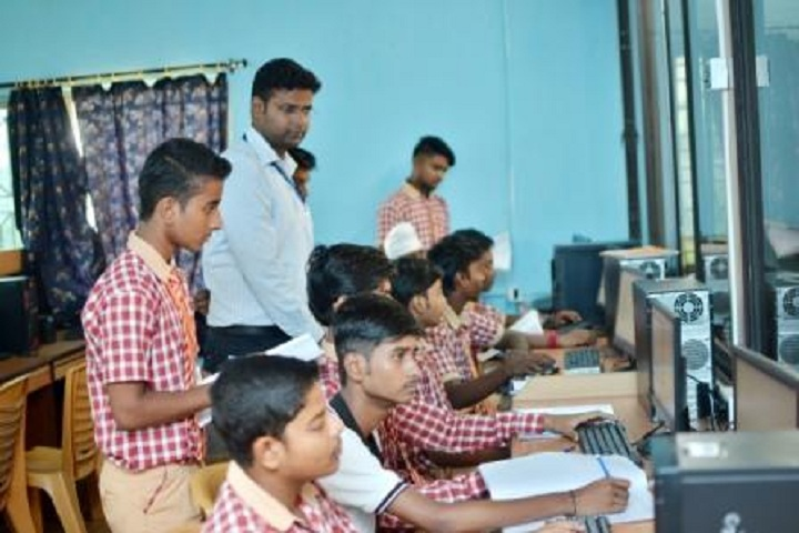 Asansol North Point School- Computer Lab