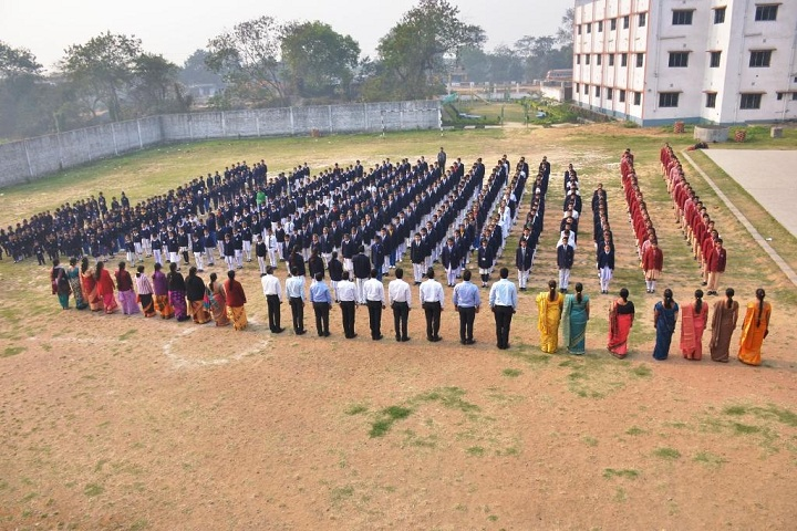 Asansol North Point School- Morning Assembly