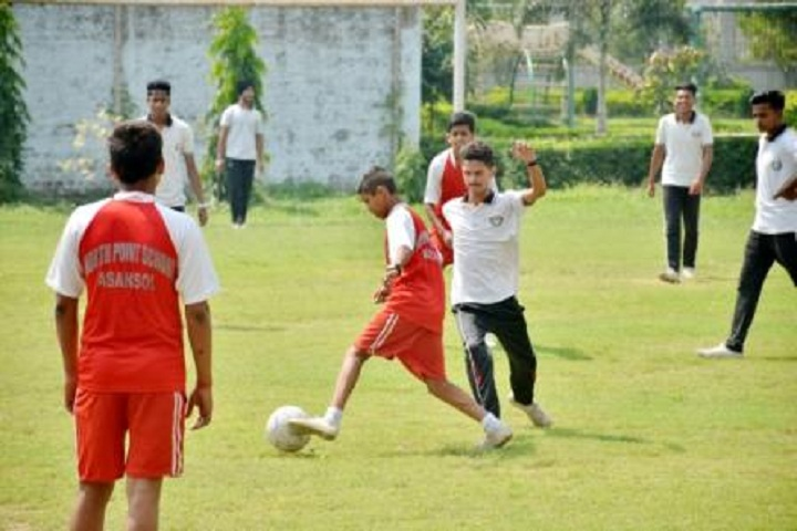 Asansol North Point School-Sports Ground