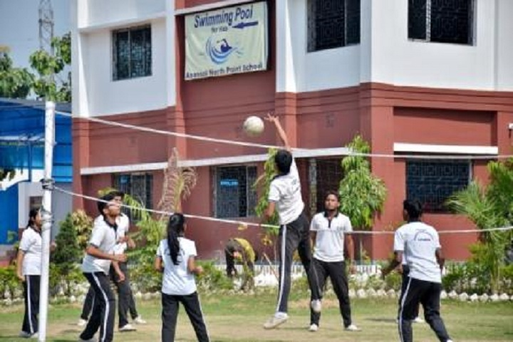 Asansol North Point School-Sports