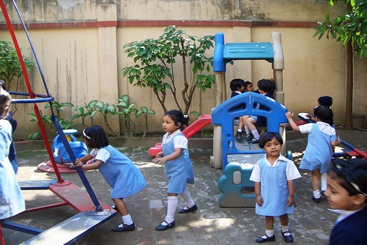 Ashok Hall Girls Higher Secondary School-Play Area