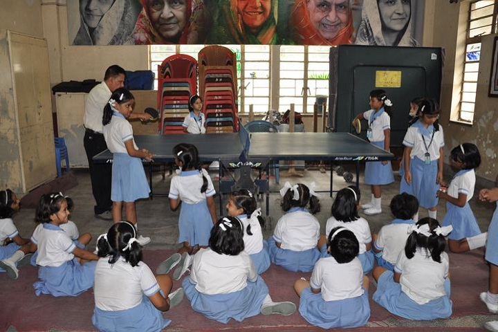 Ashok Hall Girls Higher Secondary School-Table Tennis