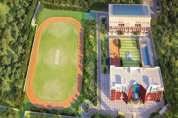 Asian International School- Campus Overview