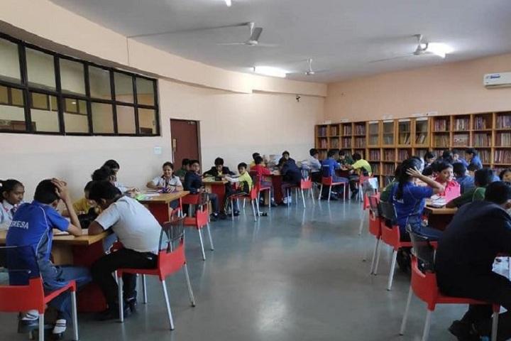 Asian International School -Library