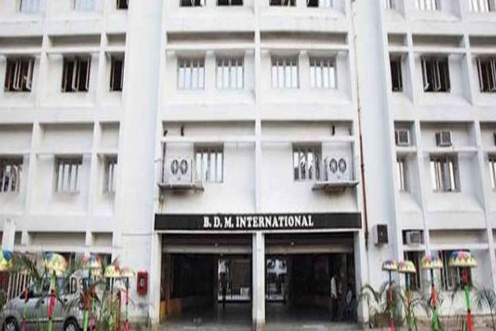 B D M International-Campus View