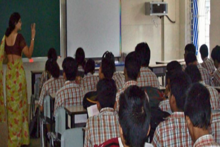 B D M International-Classroom