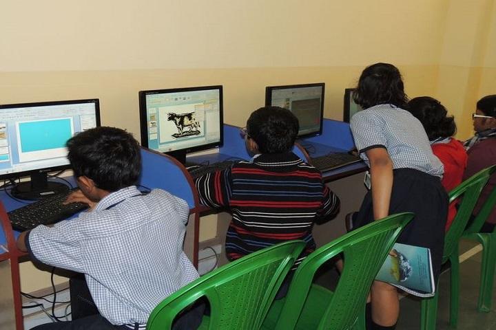 B B I T Public School-Computer Lab