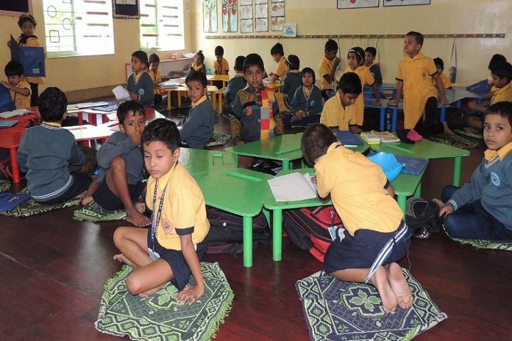 B B I T Public School-Kindergarten
