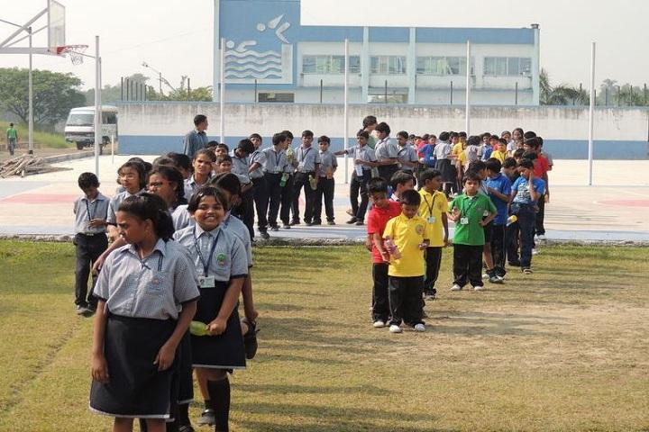 B B I T Public School-Assembly