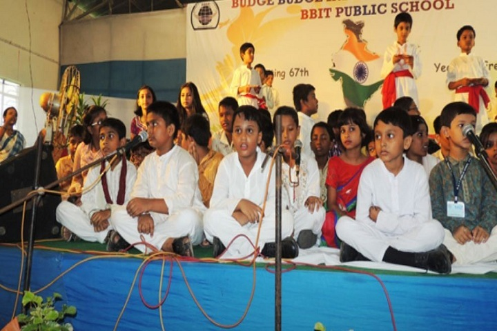 B B I T Public School-Singing