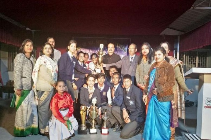 Border Security Force Residential School-Achievement