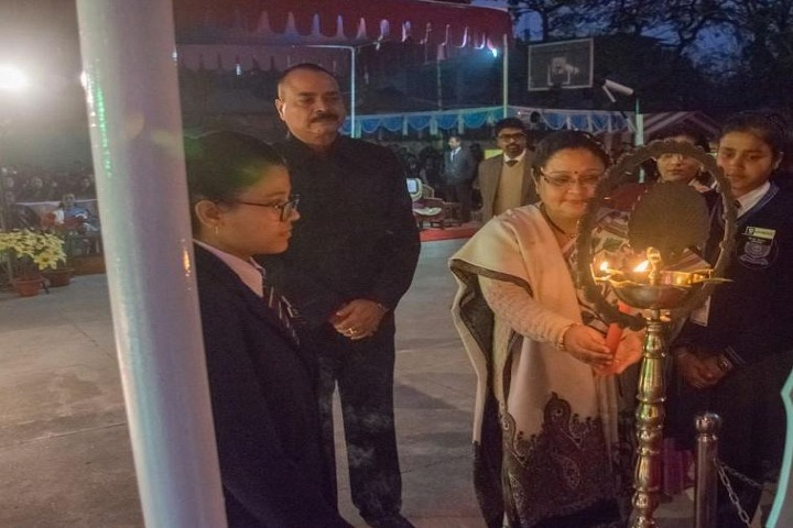 Border Security Force Residential School-Event Guest