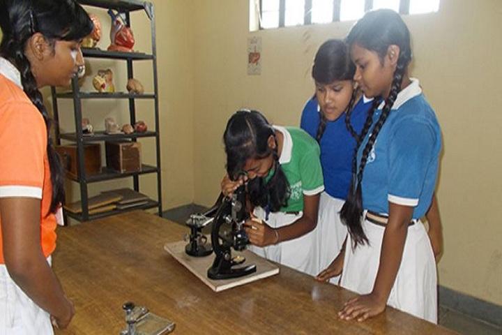 B S S Central Public School-Science Laboratory