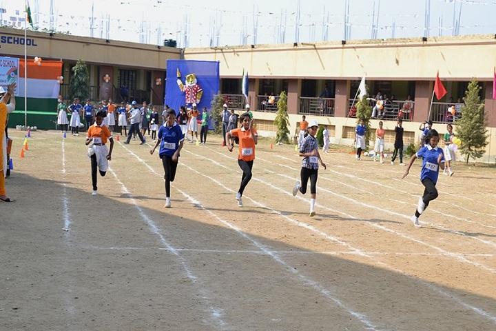 B S S Central Public School-Sports