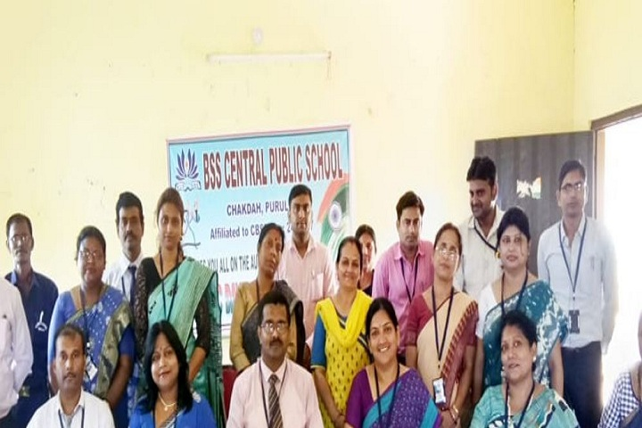 B S S Central Public School-Staff