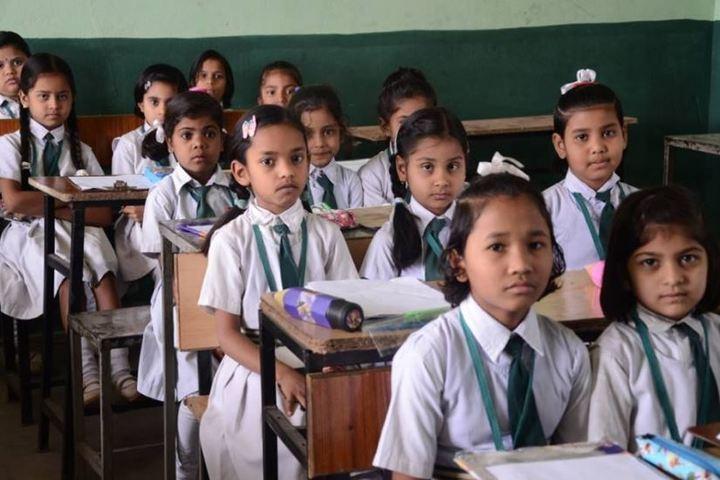 Ambition Public School-Classroom