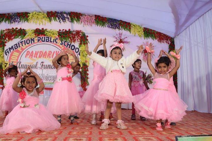 Ambition Public School-Kids Dance