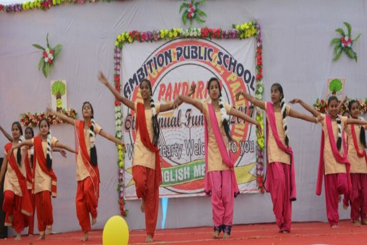 Ambition Public School-Dance
