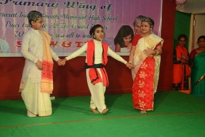 Barasat Indira Gandhi Memorial High School-Celebrations