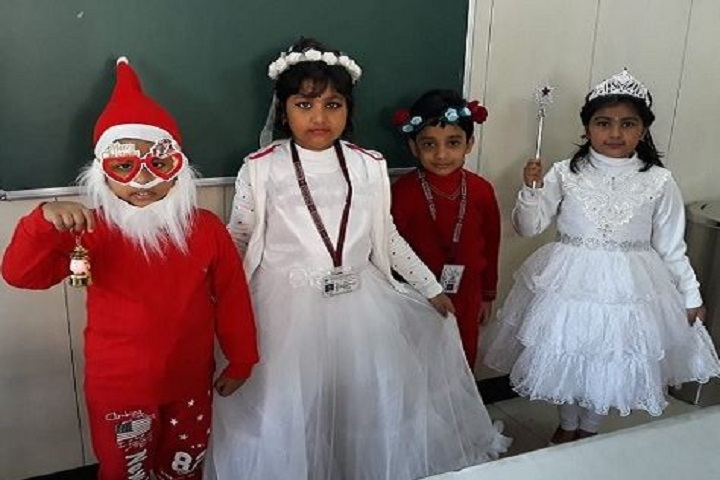 Barasat Indira Gandhi Memorial High School-Christmas Celebrations