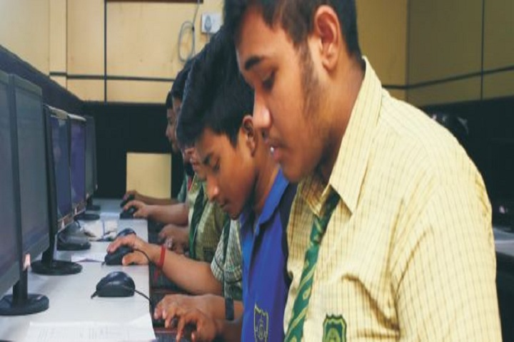 Barasat Indira Gandhi Memorial High School-Computer Lab