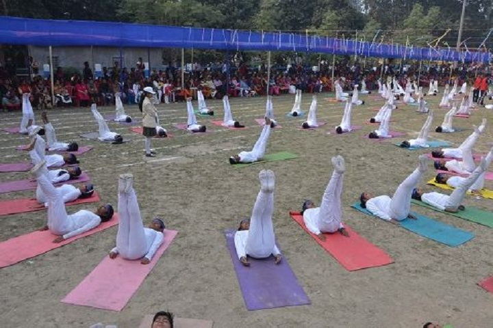Barasat Indira Gandhi Memorial High School-Yoga