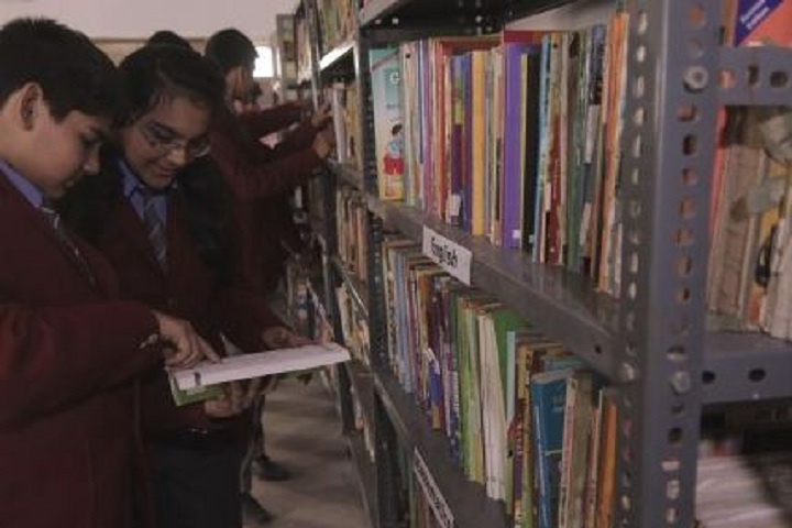 Beachwood School-Library