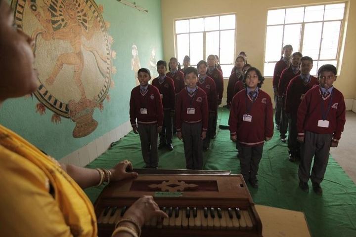 Beachwood School-Music Room
