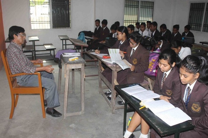 Bethany Mission School-Classroom