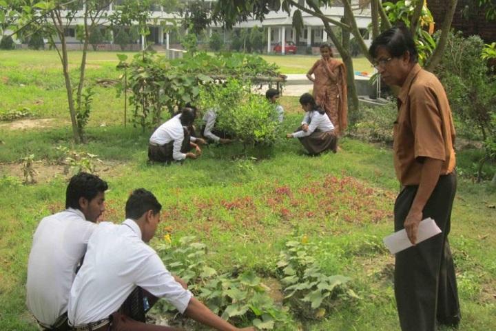 Bethany Mission School-Garden Area