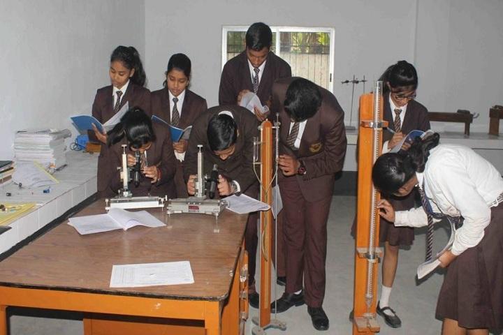Bethany Mission School-Laboratory