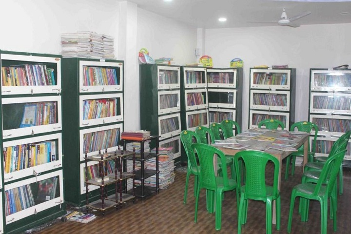 Bethany Mission School-Library