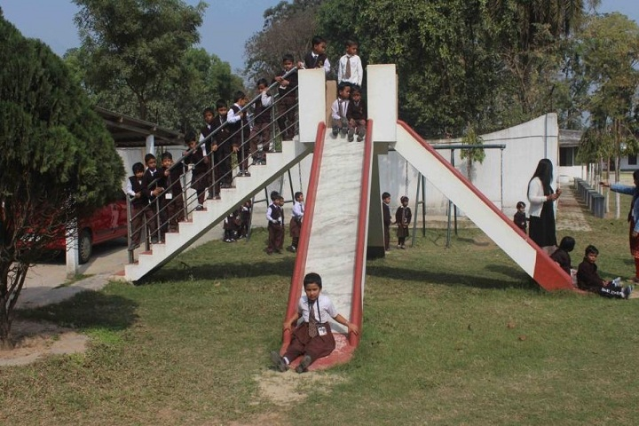 Bethany Mission School-Play Ground