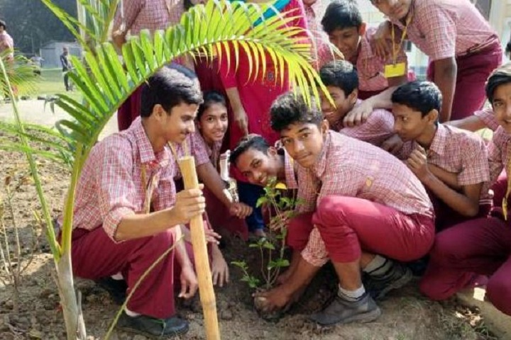 Bethany School Sulantu-Planting