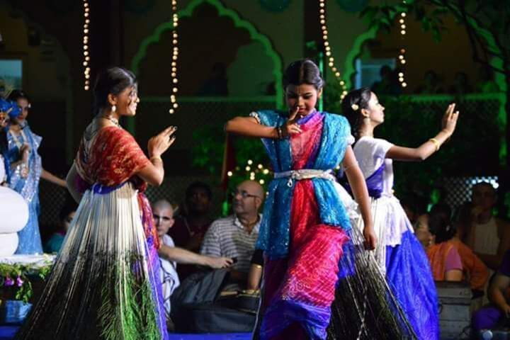 Bhaktivedanta National School-Dance