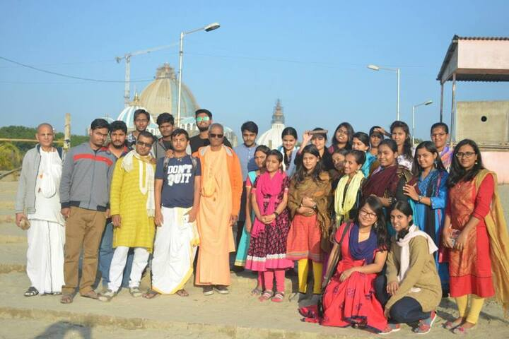 Bhaktivedanta National School-Excursion