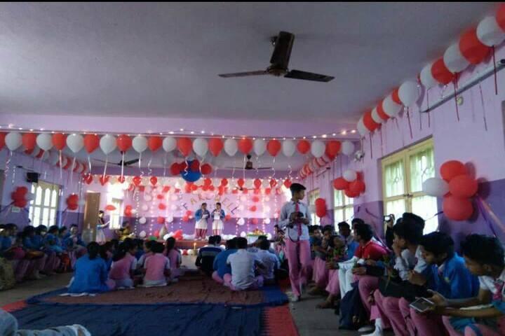 Bhaktivedanta National School-Farewell Party
