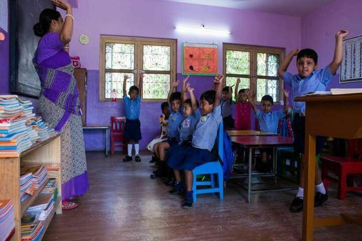 Bhaktivedanta National School-Kindergarten