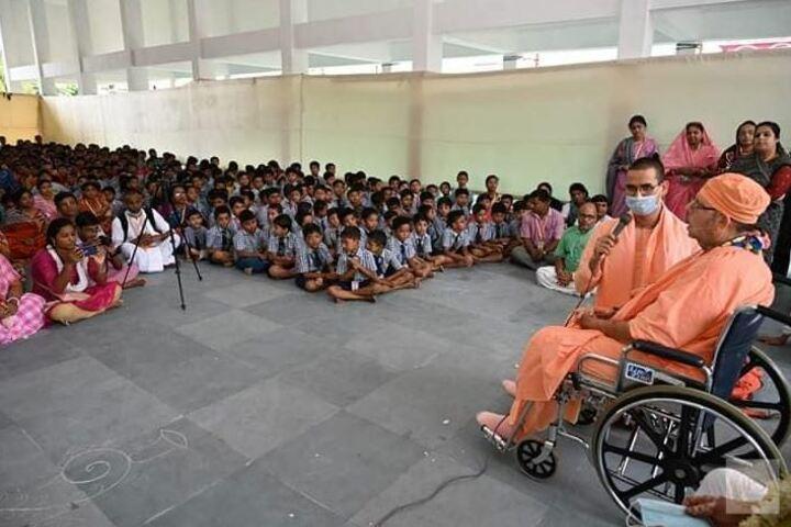 Bhaktivedanta National School-Meeting