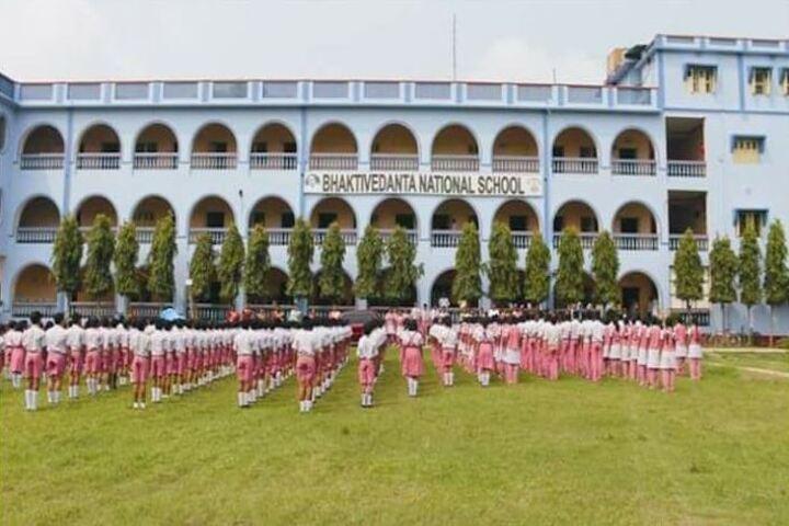 Bhaktivedanta National School-Morning Assembly