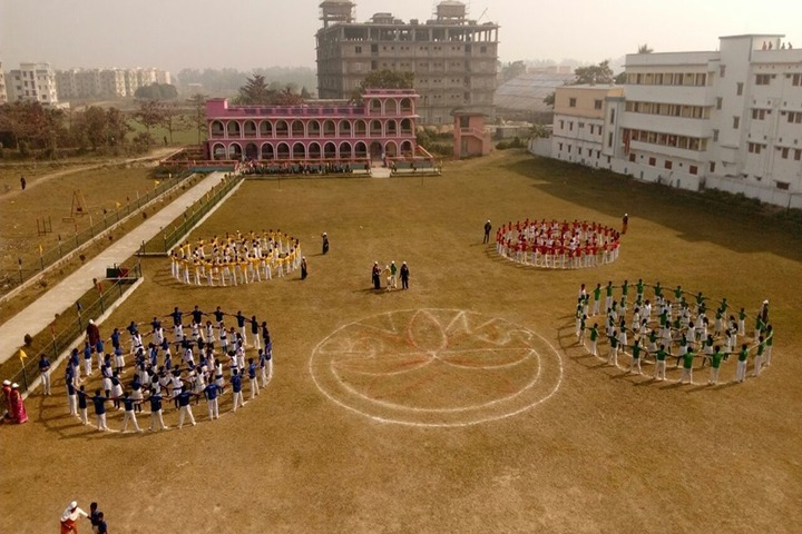 Bhaktivedanta National School-Play Ground