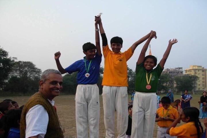 Bhaktivedanta National School-Sports