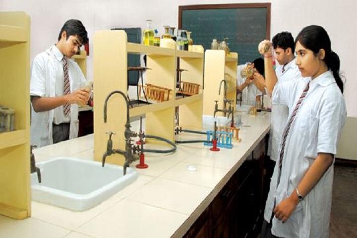 Bhavans Gangbux Kanoria Vidyamandir-Laboratory