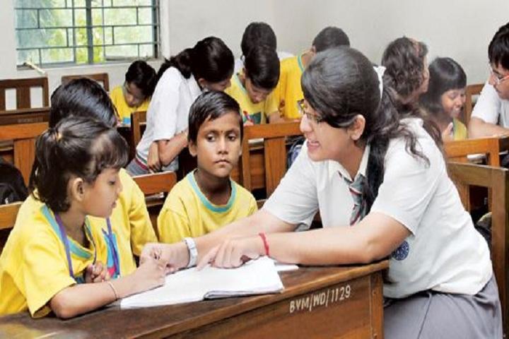 BhavanS Gangbux Kanoria Vidyamandir-Class Room
