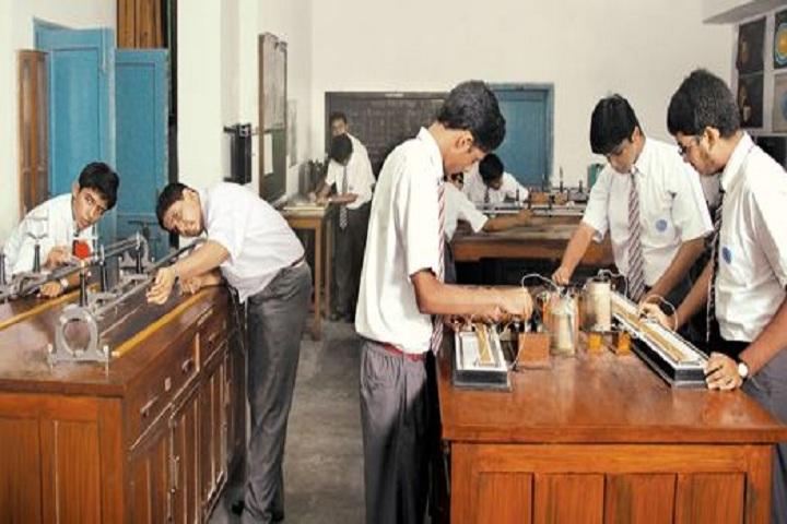 BhavanS Gangbux Kanoria Vidyamandir-Physics Lab