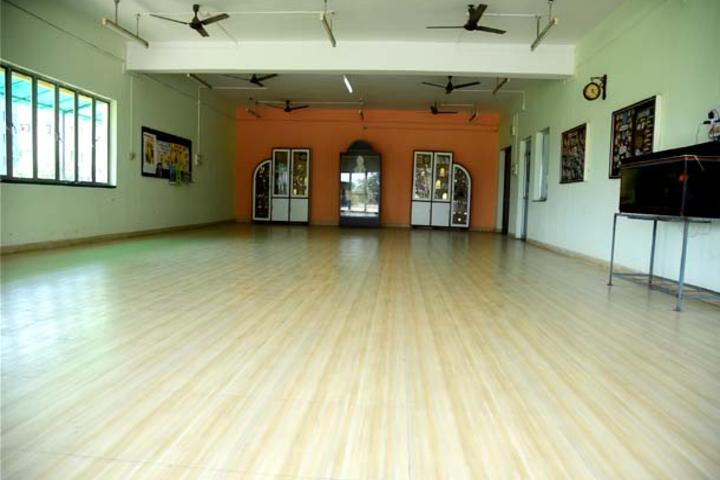 Bhavan S Netaji Subhash Chander Bose-Hall