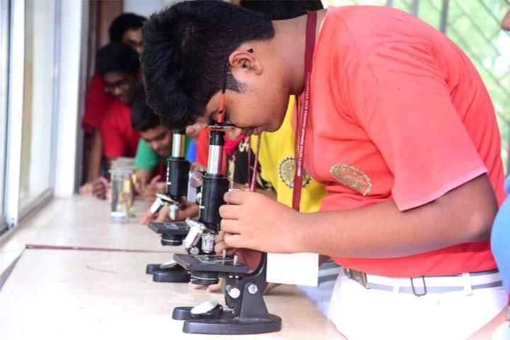 Bhavan S Netaji Subhash Chander Bose-Laboratory
